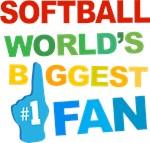 Softball Fan Sports T-shirts