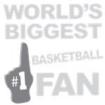Basketball Fan Foam Hand Tees