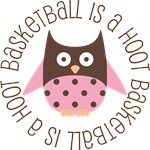 BASKETBALL IS A HOOT OWL TEES AND GIFTS