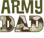 Army Dad Fathers Day Tee Shirts