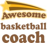 Awesome Basketball Coach T-shirts