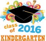 Class Of 2016 Kindergarten Gifts