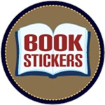BOOK LOVER AND LIBRARY STICKERS