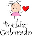 Boulder Colorado T-shirts and Gifts