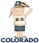 Colorado USA T-shirts & Gifts