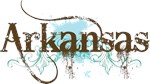 Arkansas Grunge T Shirts / Gifts