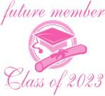 Future Graduating Class Of 2023 Kids T-shi