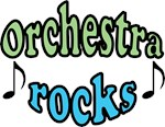 Orchestra Rocks T-shirts / gifts