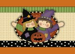 Friendly Witches Halloween Gifts