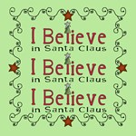 I Believe In Santa Claus T-shirts