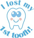 First Tooth Lost Teeth Gifts and Tees