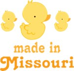 Made in Missouri T-shirts