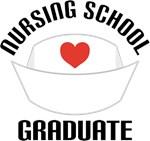Nursing School Graduate Gifts and Tees