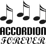 Accordion Music Forever T-shirts