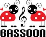 Ladybug Bassoon Music T-shirts
