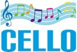 Music Staff Cello Tshirts and Hoodies