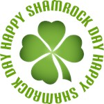 Happy Shamrock Day Irish T Shirts