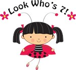 7th Birthday Ladybug Tshirts