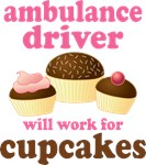 Funny Ambulance Driver T-shirts and Gifts