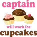 Funny Captain T-shirts and Gifts