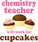 Funny Chemistry Teacher T-shirts and Gifts