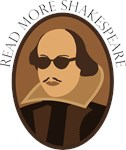 Funny Read More Shakespeare Tshirts
