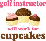 Funny Golf Instructor T-shirts and Gifts