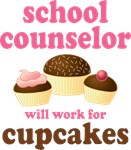 Funny School Counselor T-shirts and Gifts