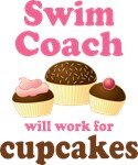 Funny Swim Coach T-shirts and Gifts