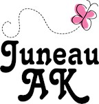 Juneau Alaska Butterfly T-shirts and Gifts