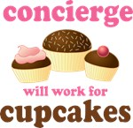 Funny Concierge T-shirts and Gifts