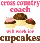 Funny Cross Country Coach T-shirts and Gifts