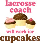 Funny Lacrosse Coach T-shirts and Gifts
