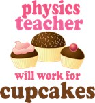Funny Physics Teacher T-shirts and Gifts