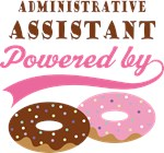 Administrative Assistant Powered By Doughnuts Gift