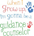 Future Guidance Counselor Kids T-shirts