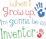 Future Inventor Kids T-shirts