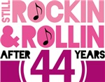 44th Anniversary Funny Gifts and Shirts