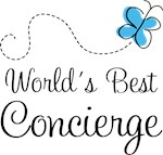 CONCIERGE GIFTS - WORLD'S BEST
