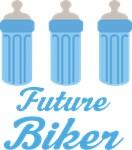 Future Biker Baby T-shirts
