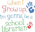 Future School Librarian T-shirts