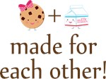 Cookie and Milk Couples Made For Each Other