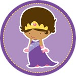 Ethnic Princess Kids Tee Shirts