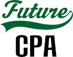 Future CPA Kids Occupation T-shirts