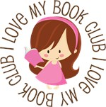 CUTE BOOK CLUB GIRL MUGS AND SHIRTS