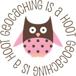 GEOCACHING IS A HOOT OWL TEES AND GIFTS