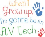 Future AV Tech Kids T-shirts