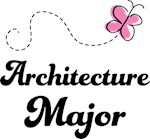 Architecture Major T-shirts and Mugs