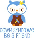 Down Syndrome Friend Gifts and T-shirts