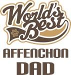 Affenchon Dad (Worlds Best) T-shirts